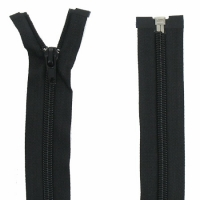 Fermeture Spirale 40cm Noir
