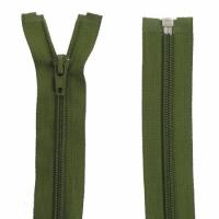 Fermeture Spirale 70cm Vert Armée