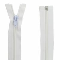 Fermeture Spirale 80cm Blanc