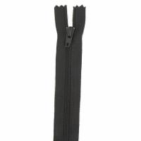 Fermeture pantalon 15cm Marron Foncé