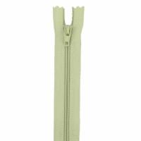 Fermeture pantalon 15cm Kaki Clair