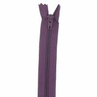 Fermeture pantalon 15cm Mauve