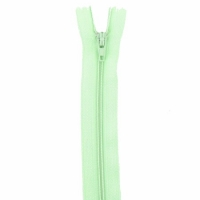 Fermeture pantalon 15cm Vert D'eau