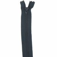 Fermeture pantalon 15cm Bleu Marine Foncé