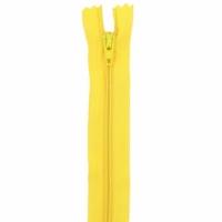 Fermeture pantalon 18cm Jaune Maïs