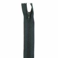 Fermeture pantalon 18cm Vert Foncé
