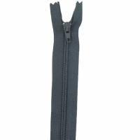 Fermeture pantalon 20cm Gris Foncé