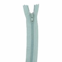 Fermeture pantalon 20cm Gris Acier