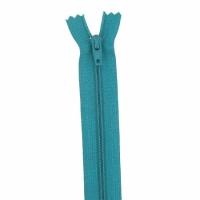Fermeture pantalon 20cm Sarcelle