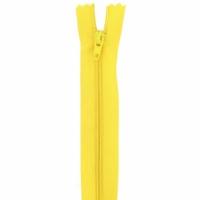 Fermeture pantalon 20cm Jaune