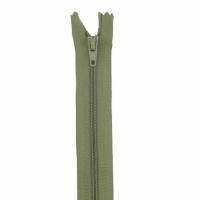 Fermeture pantalon 20cm Olive