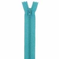 Fermeture pantalon 20cm Sarcelle Clair