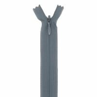 Fermeture invisible 40cm Kaki