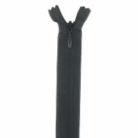 Fermeture invisible 60cm Noir