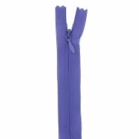 Fermeture invisible 60cm Violet
