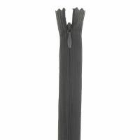 Fermeture invisible 22cm Marron Foncé