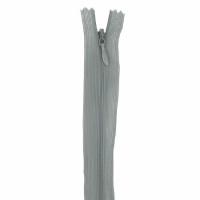 Fermeture invisible 22cm Gris Souris